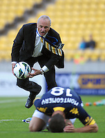 121111 A-League Football - Phoenix v Central Coast Mariners