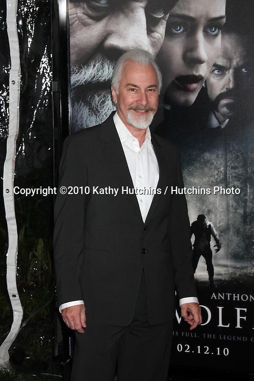 Rick Baker.arrivng at the premiere of The Wolfman..Arclight Hollywood.Los Angeles, CA.February 9, 2010.©2010 Kathy Hutchins / Hutchins Photo....