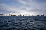 View Of Antarctic Peninsula From Neptune's Bellows