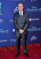 "LOS ANGELES, USA. November 08, 2019: Clark Spencer at the world premiere for Disney's ""Frozen 2"" at the Dolby Theatre.<br /> Picture: Paul Smith/Featureflash"