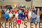 Niamh Comerford  Kevin Barrys Tralee celebrating her 21st with Family and friends at John Mitchels Club House on Saturday