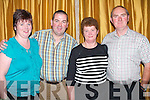COUNTRY: Enjoying a great time at the Eddie Lee and John Reidy CD launch at the Ballygarry House Hotel & Spa on Saturday l-r: Kay and Kevin Griffin, Glenbeigh, Breada Falvey, Gneeveguilla and John Collins, Abbeyfeale..   Copyright Kerry's Eye 2008