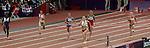 Engeland, London, 4 Augustus 2012.Olympische Spelen London.Meerkampster Nadine Broersen in actie op de 800 meter op de Olympische Spelen in Londen