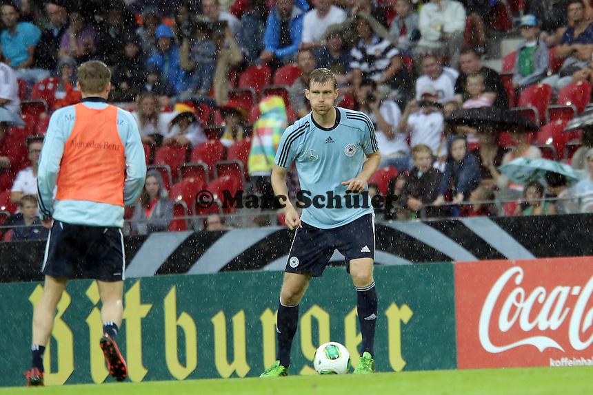 Per Mertesacker - Oeffentliches Training der Deutschen Nationalmannschaft, Coface Arena Mainz