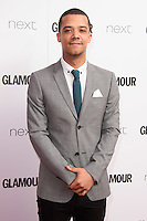 Raleigh Ritchie<br /> arrives for the Glamour Women of the Year Awards 2016, Berkley Square, London.<br /> <br /> <br /> &copy;Ash Knotek  D3130  07/06/2016