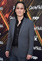 "LOS ANGELES - JULY 08: Executive Producer/Writer Leonard Chang attends the Red Carpet Event for FX's ""Snowfall"" Season Three Premiere Screening at USC Bovard Auditorium on July 8, 2019 in Los Angeles, California. (Photo by Frank Micelotta/PictureGroup)"