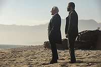 WESTWORLD (season 2)<br /> ANTHONY HOPKINS, JEFFREY WRIGHT<br /> *Filmstill - Editorial Use Only*<br /> CAP/FB<br /> Image supplied by Capital Pictures