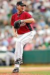 16 March 2007: Houston Astros pitcher Woody Williams in action against the New York Yankees at Osceola County Stadium in Kissimmee, Florida...Mandatory Photo Credit: Ed Wolfstein Photo