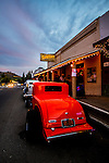 Down Town Mariposa Cruise Night 2014