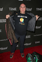 LOS ANGELES, CA - JANUARY 5: Jose Andres, at the J/P HRO &amp; Disaster Relief Gala hosted by Sean Penn at Wiltern Theater in Los Angeles, Caliornia on January 5, 2019.            <br /> CAP/MPI/FS<br /> &copy;FS/MPI/Capital Pictures