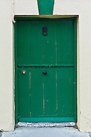 Split stable style door in County Cork, Ireland