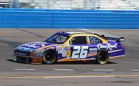 Apr 17, 2009; Avondale, AZ, USA; NASCAR Sprint Cup Series driver Jamie McMurray during practice for the Subway Fresh Fit 500 at Phoenix International Raceway. Mandatory Credit: Mark J. Rebilas-