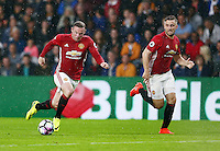 Wayne Rooney of Manchester United and Luke Shaw <br /> Hull City vs Manchester United -  Barclays Premier League - 27/08/2016 <br /> Foto Action Images / Panoramic / Insidefoto <br /> ITALY ONLY