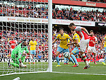 160814 Arsenal v Crystal Palace