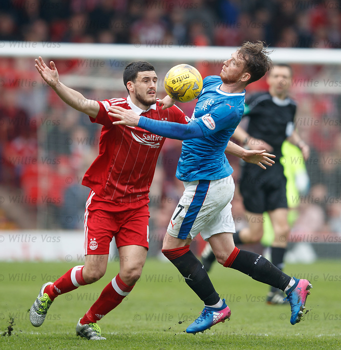 Anthony O'Connor and Joe Garner
