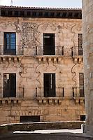 Europe/Espagne/Pays Basque/Guipuscoa/Fontarrabie: Le Palacio de Zuloaga