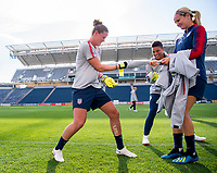 USWNT Training, August 1, 2018