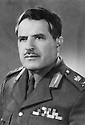 Iraq 1984<br /> Baghdad: Brigadier general Kemal Mufti