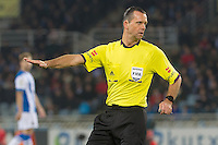 Spanish referee Cesar Muniz Fernandez during La Liga match.November 23,2013. (ALTERPHOTOS/Mikel)