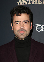 "HOLLYWOOD, CA - FEBRUARY 4: Ron Livingston, at RLJE Films' ""The Man Who Killed Hitler And Then Bigfoot"" Premiere at the ArcLight Hollywood in Hollywood, California on February 4, 2019. <br /> CAP/MPIFS<br /> ©MPIFS/Capital Pictures"