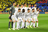 Real Madrid Line Up Formazione <br /> 18/12/2019 <br /> Barcelona - Real Madrid<br /> Calcio La Liga 2019/2020 <br /> Photo Paco Largo Panoramic/insidefoto <br /> ITALY ONLY