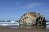 Oregon coast and sea stacks  PL5-44