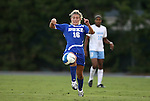 11 October 2007: Duke's Elisabeth Redmond. The University of North Carolina Tar Heels defeated the Duke University Blue Devils 2-1 at Fetzer Field in Chapel Hill, North Carolina in an Atlantic Coast Conference NCAA Division I Women's Soccer game.