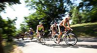 05 JUN 2010 - MADRID, ESP - Spanish Age Group Triathlon Championships (PHOTO (C) NIGEL FARROW)