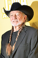 NASHVILLE, TN - NOVEMBER 1: Willie Nelson arrives on the Macy's Red Carpet at the 46th Annual CMA Awards at the Bridgestone Arena in Nashville, TN on Nov. 1, 2012. © mpi99/MediaPunch Inc. /NortePhoto
