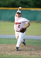 July 28th 2007:  T.J. Hose during the Cape Cod League All-Star Game at Spillane Field in Wareham, MA.  Photo by Mike Janes/Four Seam Images