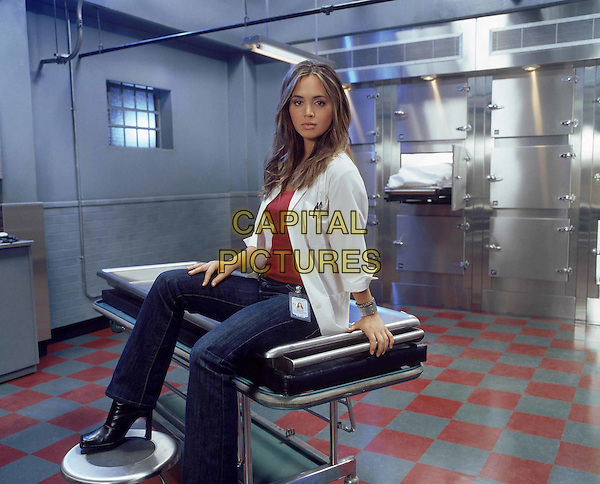ELIZA DUSHKU.in Tru Calling.Filmstill - Editorial Use Only.Ref: FB.www.capitalpictures.com.sales@capitalpictures.com.Supplied by Capital Pictures
