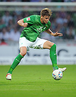 FUSSBALL   1. BUNDESLIGA   SAISON 2011/2012   TESTSPIEL SV Werder Bremen - FC Everton                 02.08.2011 Sebastian PROEDL (SV Werder Bremen) Einzelaktion am Ball