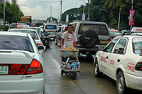 From the car window Manila,Philippines