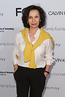 Designer Flora Backer arrives at the Future of Fashion 2017 runway show at the Fashion Institute of Technology on May 8, 2017.