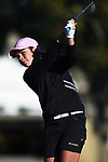 NELSON, NEW ZEALAND - JUNE 3: Lizzie Neale during the 2017 Waimea Golf Open at Greenacres on June 3, 2017 in Richmond, New Zealand. (Photo by: Chris Symes/Shuttersport Limited)