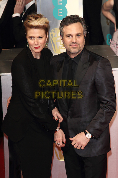 LONDON, ENGLAND - FEBRUARY 08:  Mark Ruffalo attends the EE British Academy Film Awards at The Royal Opera House on February 8, 2015 in London, England<br /> CAP/ROS<br /> &copy;Steve Ross/Capital Pictures