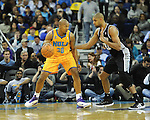New Orleans Hornets vs. San Antonio Spurs