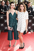 Anna Passey &amp; Sophie Porley at the TRIC Awards 2017 at the Grosvenor House Hotel, Mayfair, London, UK. <br /> 14 March  2017<br /> Picture: Steve Vas/Featureflash/SilverHub 0208 004 5359 sales@silverhubmedia.com