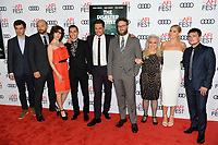 Nathan Fielder, Paul Scheer, Alison Brie, Dave Franco, James Franco, Seth Rogen, Jacki Weaver, Ari Graynor &amp; Josh Hutcherson at the AFI Fest premiere for &quot;The Disaster Artist&quot; at the TCL Chinese Theatre. Los Angeles, USA 12 November  2017<br /> Picture: Paul Smith/Featureflash/SilverHub 0208 004 5359 sales@silverhubmedia.com