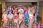 21st: Emma McCarthy, Lixnaw (seated third from right) partied the night away with family & friends at The Golf Hotel, Ballybunion, on Friday night to celebrate her 21st birthday...(0877740287).