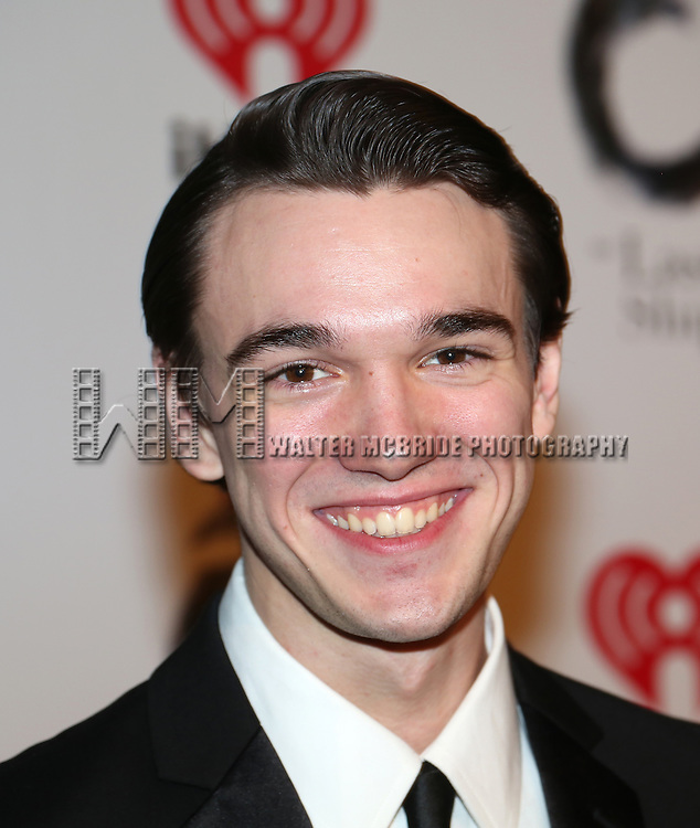 Collin Kelly-Sordelet attends the Broadway Opening Night After Party for 'The Last Ship' at Pier 60 on October 26, 2014 in New York City.