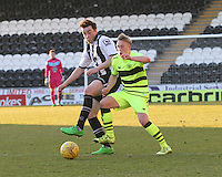 St Mirren v Celtic Development League 210416