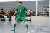 Michal Kaluza of Poland during England vs Poland, International Futsal Friendly at St George's Park on 2nd June 2018