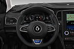 Car pictures of steering wheel view of a 2017 Renault Megane GT 5 Door Hatchback