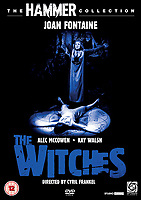 The Witches (1966)<br /> POSTER ART<br /> *Filmstill - Editorial Use Only*<br /> CAP/KFS<br /> Image supplied by Capital Pictures