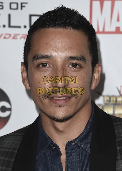 LOS ANGELES, CA - SEPTEMBER 19: Gabriel Luna at the premiere Of ABC's &quot;Agents Of SHIELD&quot; Season 4 at Pacific Theatres at The Grove on Sunday, September 19, 2016, in Los Angeles, California. <br /> CAP/MPI99<br /> &copy;MPI99/Capital Pictures