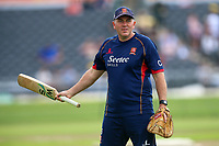 Essex head coach Chris Silverwood ahead of Gloucestershire vs Essex Eagles, NatWest T20 Blast Cricket at The Brightside Ground on 13th August 2017