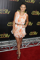 Serinda Swan at the film premiere of 'For Greater Glory' at AMPAS Samuel Goldwyn Theater on May 31, 2012 in Beverly Hills, California. © mpi26/ MediaPunch Inc.