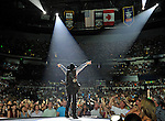 at Bridgestone Arena on September 2, 2010 in Nashville, Tennessee.