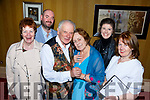 Dochas actors rehearsing for Gillian Plowman romantic comedy play  Philip & Rowena which will be held in the Killarney Avenue Hotel from the 8th-11th November in aid of Kerry Hospice l-r: Mabel Counihan, Michael Mills, Don Rohan, Patricia McSherry, Rebecca Fitzgerald and Mary Murphy